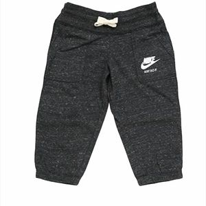 Nike Pantalon Gym Jogger Grey Sweatpants